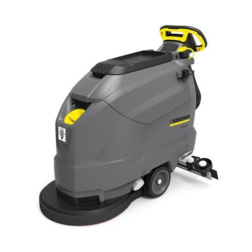 floor scrubber rental